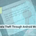 Beware Data Theft through Android Mobile Apps