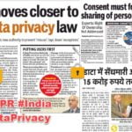 Data Privacy Law GDPR Coming to India