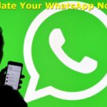 Update Your WhatsApp Now